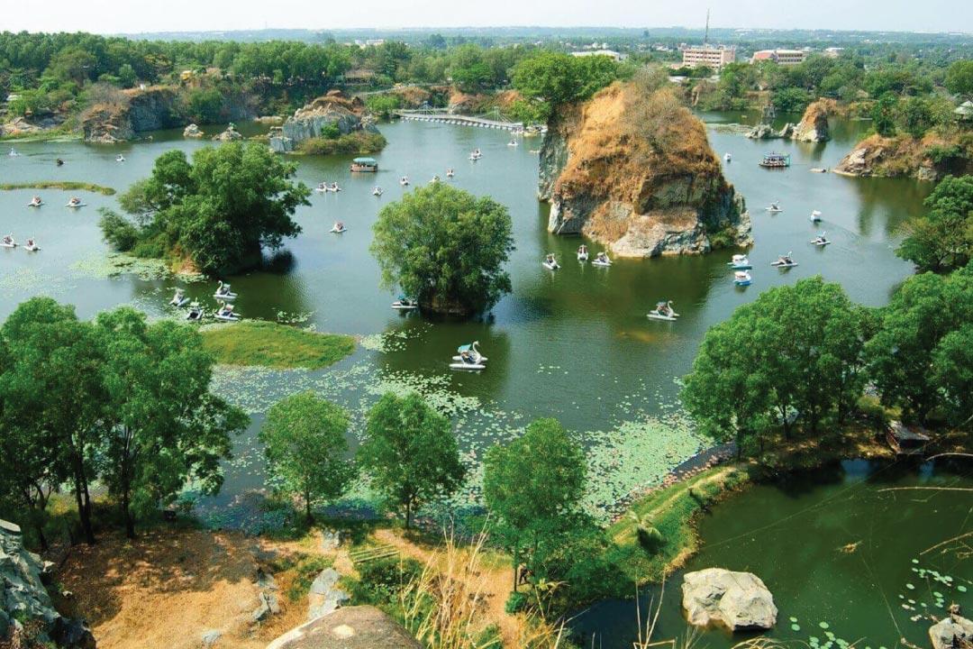 Khu du lịch Bửu Long tại Biên Hòa