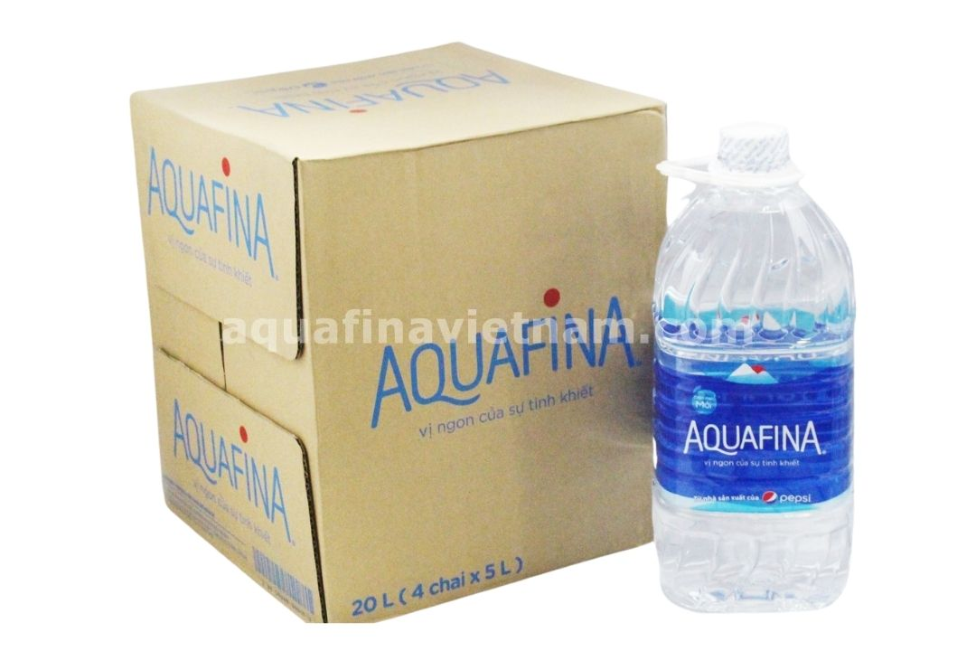 Thùng Aquafina 5L