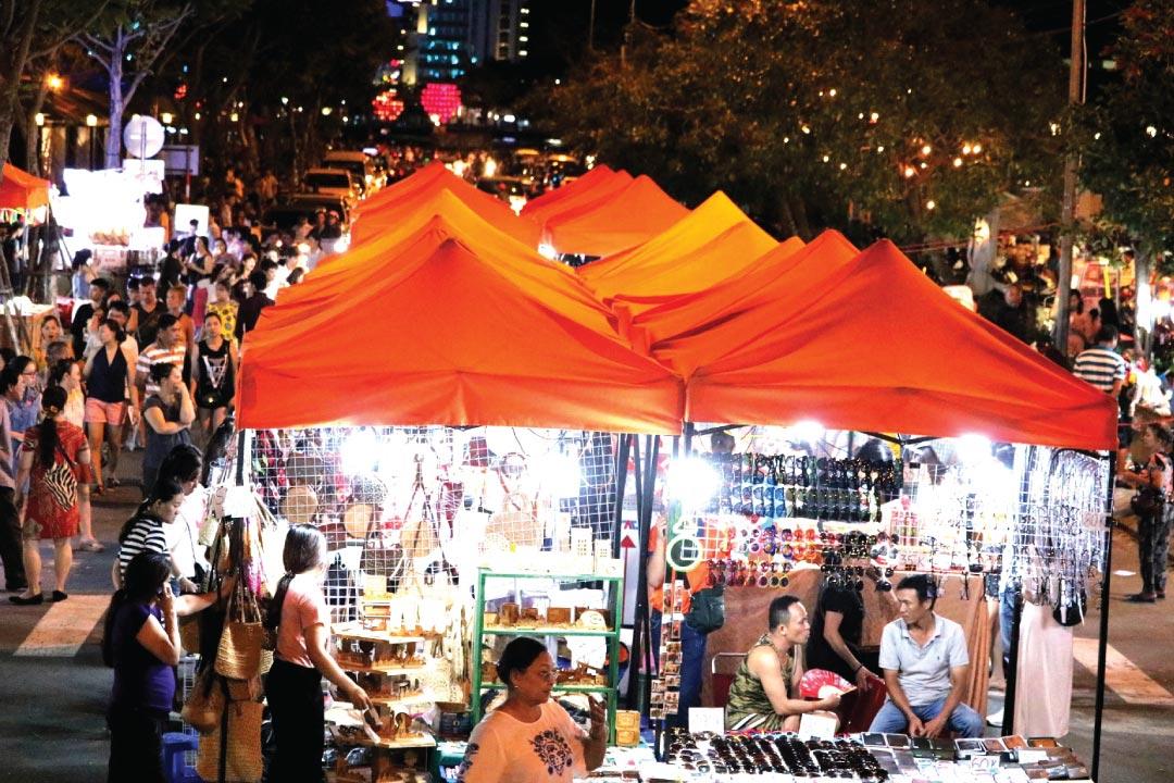 Chợ đêm Thanh Khê Tây Đà Nẵng