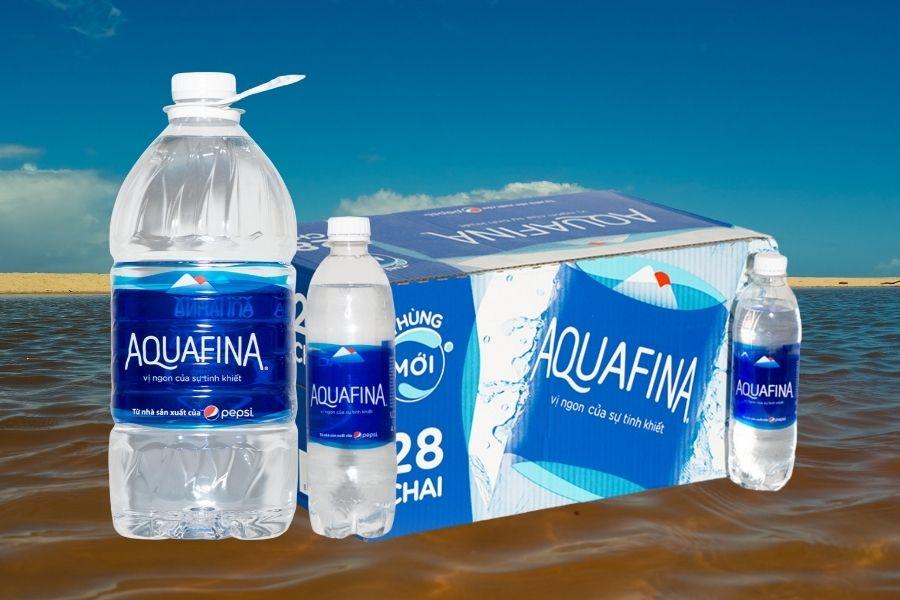 Đại lý Aquafina Quảng Ngãi