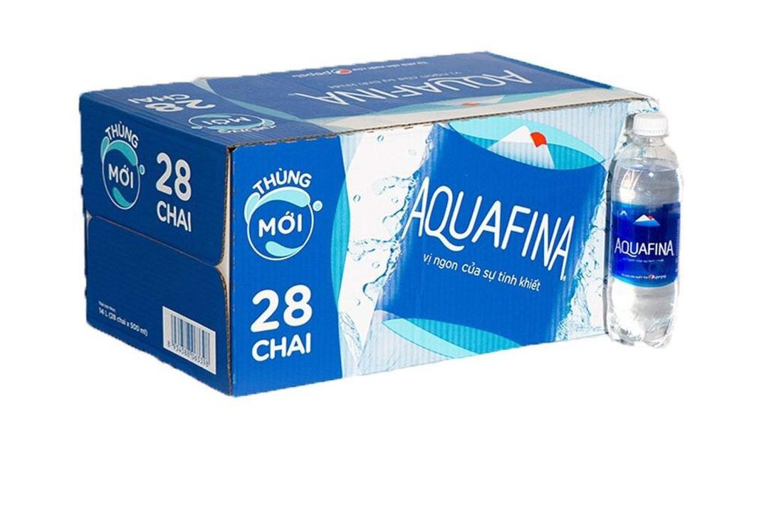 Top 5 đại lý nước Aquafina uy tín tại Bình Thuận