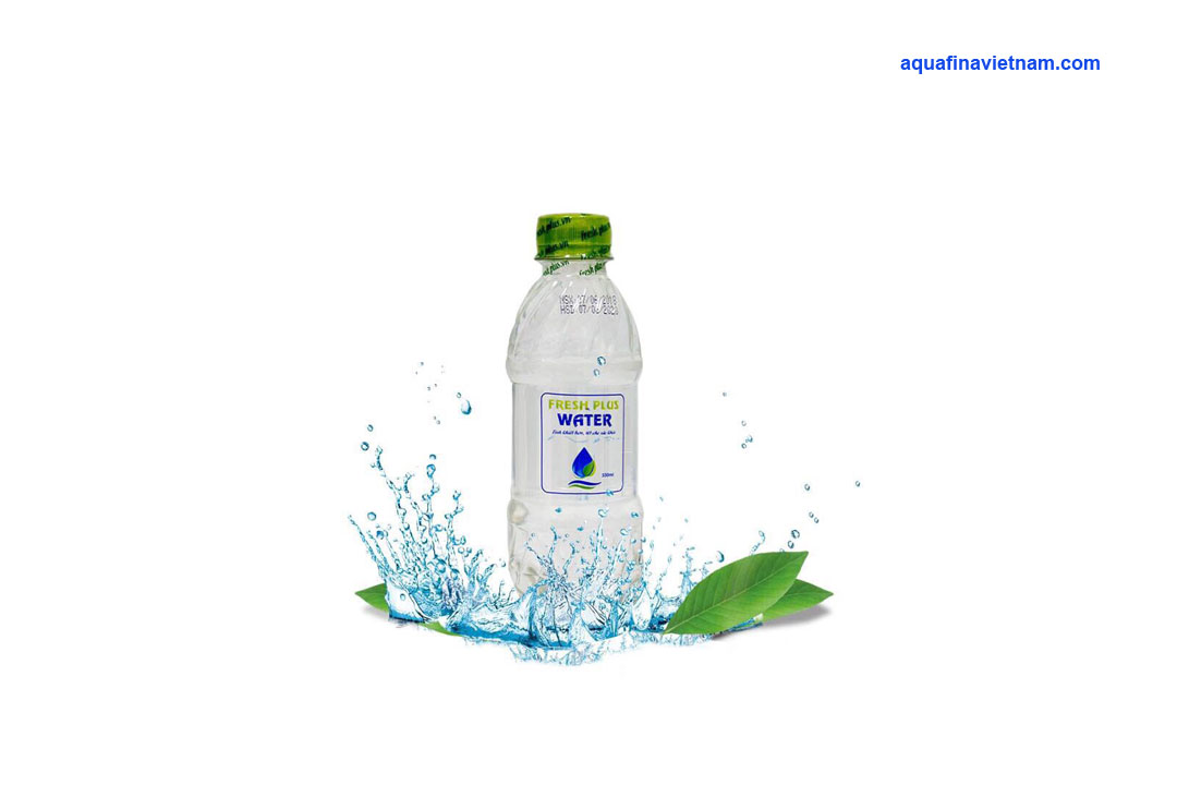 Nước tinh khiết Aquafina và Freshplus Water có gì khác biệt?