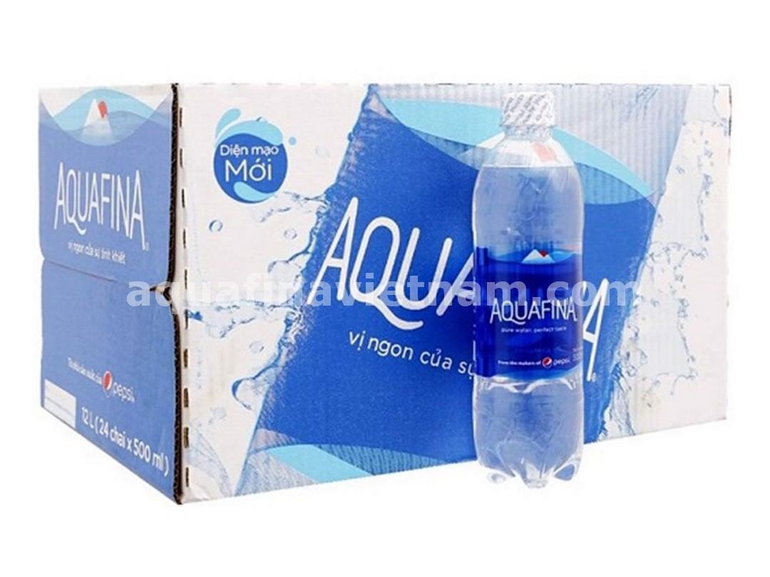 thung-aquafina-chai-500ml